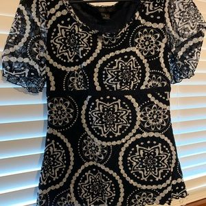 Style & Co Blouse size SMALL